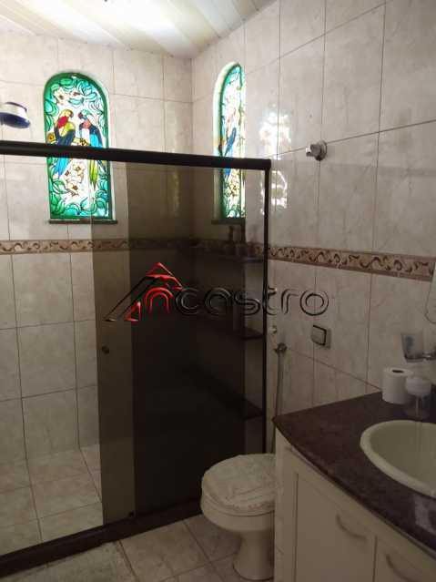 NCastro0121. - Casa à venda Rua Doutor Alfredo Barcelos,Olaria, Rio de Janeiro - R$ 420.000 - M2231 - 18