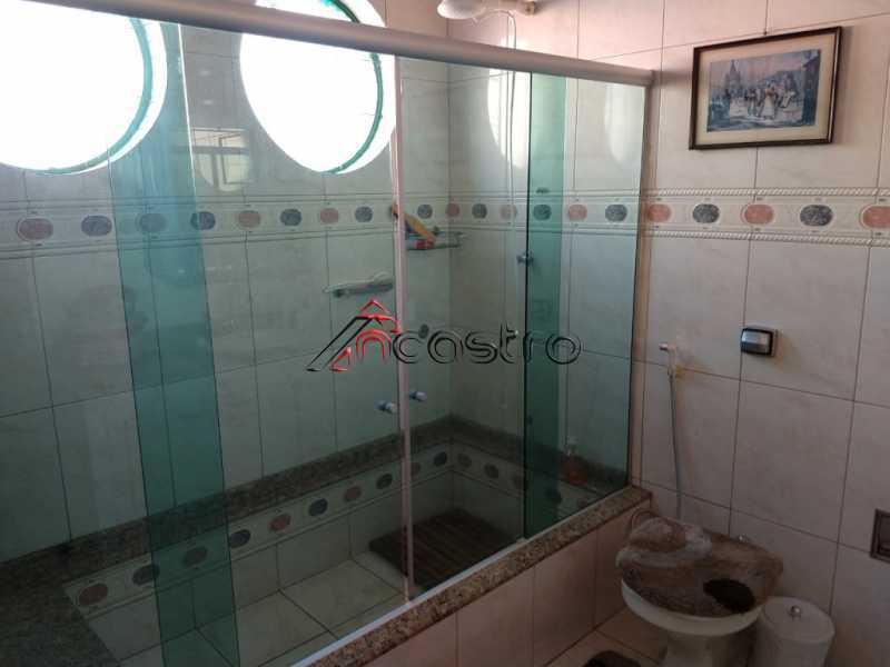 NCastro0128. - Casa à venda Rua Doutor Alfredo Barcelos,Olaria, Rio de Janeiro - R$ 420.000 - M2231 - 28