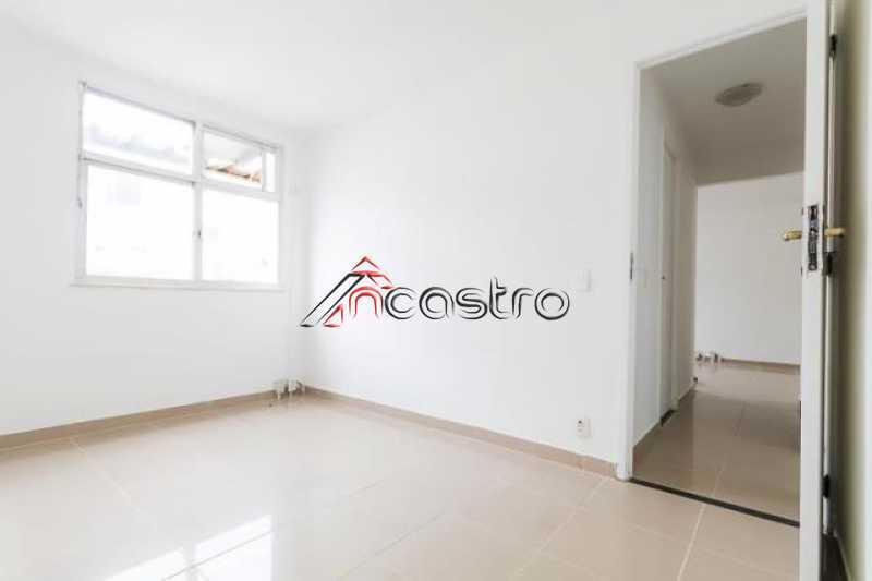 NCastro02 - Apartamento À Venda Estrada dos Bandeirantes,Taquara, Rio de Janeiro - R$ 210.000 - 2376 - 4