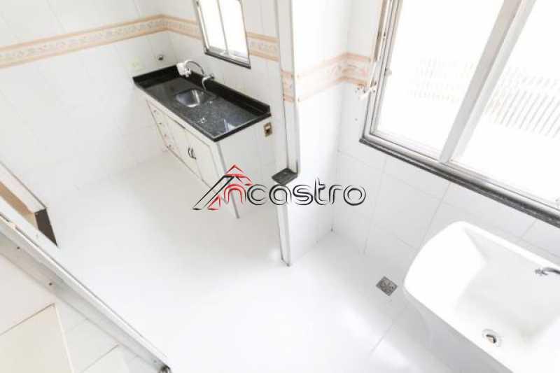 NCastro03 - Apartamento À Venda Estrada dos Bandeirantes,Taquara, Rio de Janeiro - R$ 210.000 - 2376 - 11