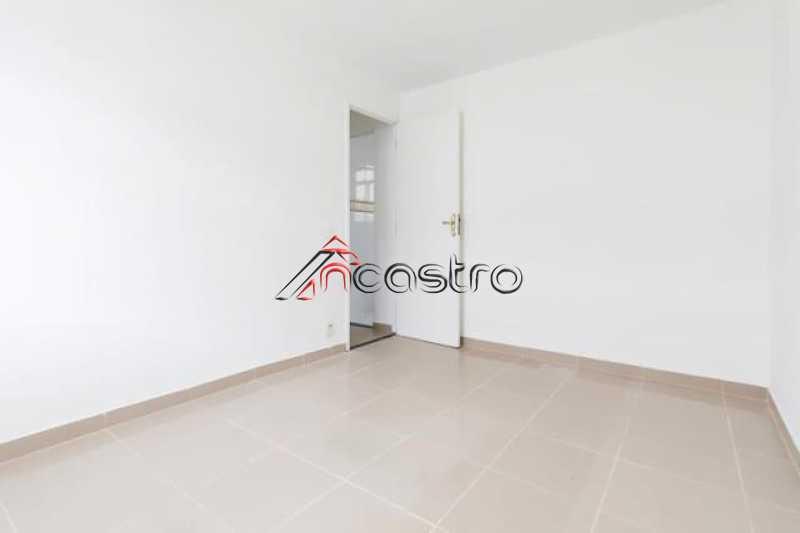 NCastro04 - Apartamento À Venda Estrada dos Bandeirantes,Taquara, Rio de Janeiro - R$ 210.000 - 2376 - 3