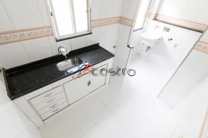 NCastro05 - Apartamento À Venda Estrada dos Bandeirantes,Taquara, Rio de Janeiro - R$ 210.000 - 2376 - 12
