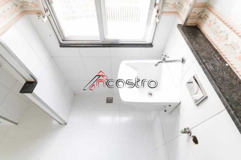 NCastro06 - Apartamento À Venda Estrada dos Bandeirantes,Taquara, Rio de Janeiro - R$ 210.000 - 2376 - 13