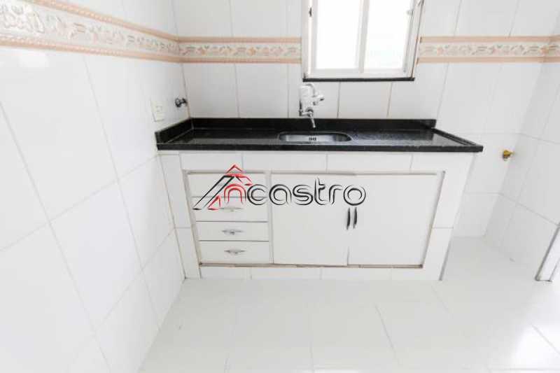 NCastro07 - Apartamento À Venda Estrada dos Bandeirantes,Taquara, Rio de Janeiro - R$ 210.000 - 2376 - 14