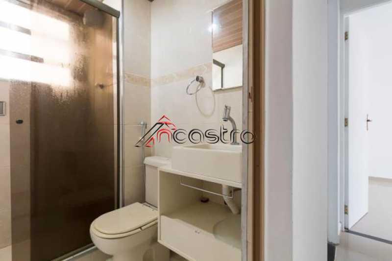 NCastro13 - Apartamento À Venda Estrada dos Bandeirantes,Taquara, Rio de Janeiro - R$ 210.000 - 2376 - 19