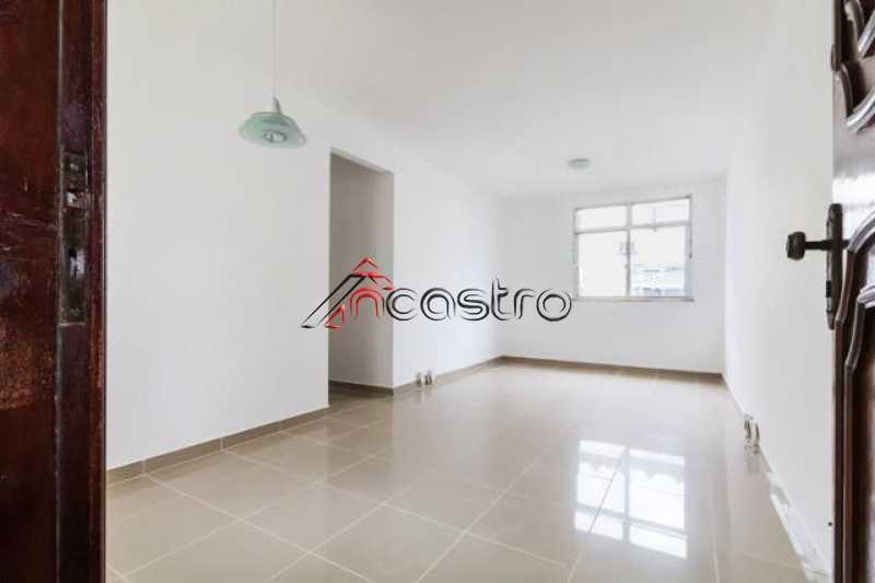 NCastro16 - Apartamento À Venda Estrada dos Bandeirantes,Taquara, Rio de Janeiro - R$ 210.000 - 2376 - 5