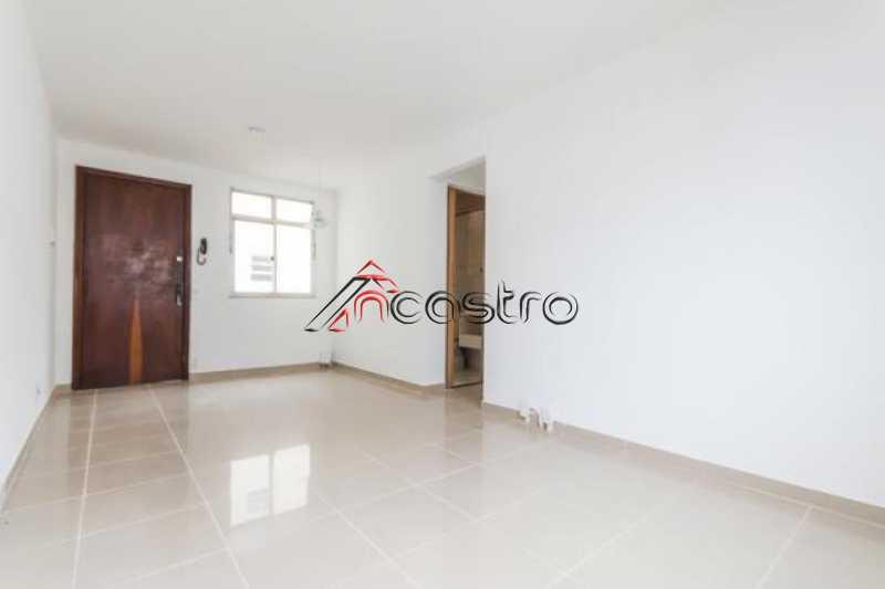 NCastro17 - Apartamento À Venda Estrada dos Bandeirantes,Taquara, Rio de Janeiro - R$ 210.000 - 2376 - 1