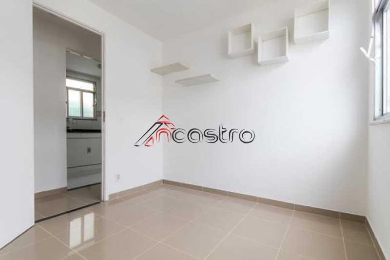NCastro21 - Apartamento À Venda Estrada dos Bandeirantes,Taquara, Rio de Janeiro - R$ 210.000 - 2376 - 10