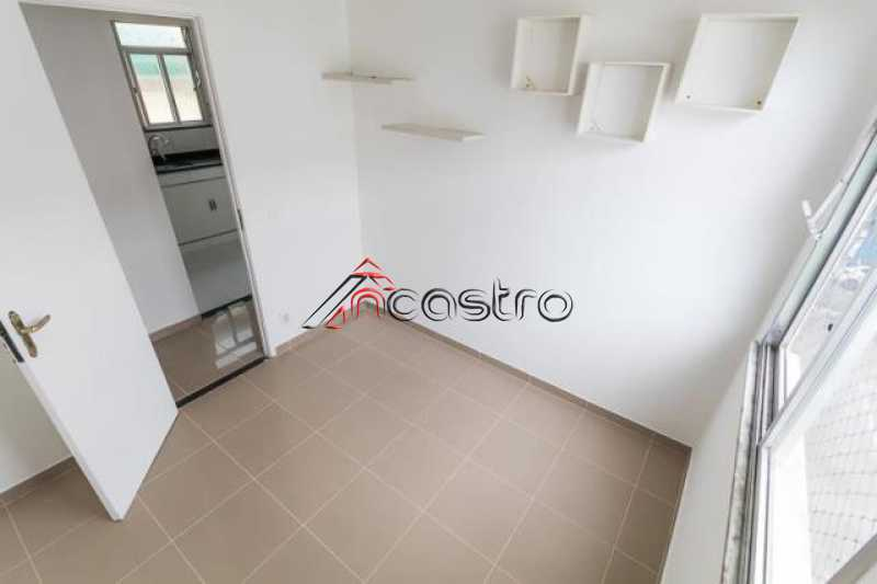 NCastro22 - Apartamento À Venda Estrada dos Bandeirantes,Taquara, Rio de Janeiro - R$ 210.000 - 2376 - 9