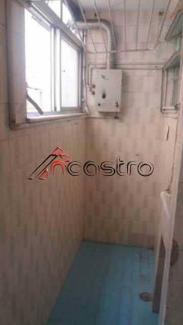 NCastro2. - Casa de Vila à venda Santa Cruz, Rio de Janeiro - R$ 99.900 - M2236 - 3