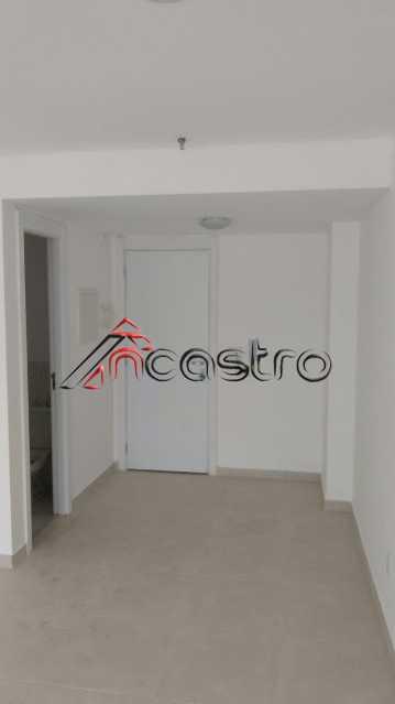 NCastro02. - Sala Comercial 29m² para venda e aluguel Avenida Pastor Martin Luther King Jr,Inhaúma, Rio de Janeiro - R$ 222.000 - T1050 - 6