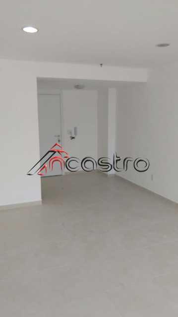 NCastro07. - Sala Comercial 29m² para venda e aluguel Avenida Pastor Martin Luther King Jr,Inhaúma, Rio de Janeiro - R$ 222.000 - T1050 - 11