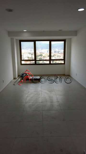 NCastro10. - Sala Comercial 29m² para venda e aluguel Avenida Pastor Martin Luther King Jr,Inhaúma, Rio de Janeiro - R$ 222.000 - T1050 - 13