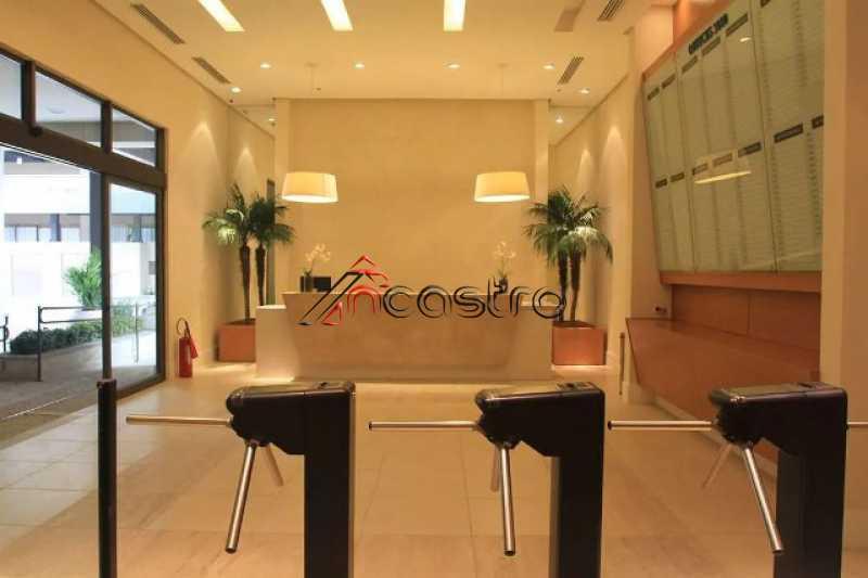 NCastro11. - Sala Comercial 29m² para venda e aluguel Avenida Pastor Martin Luther King Jr,Inhaúma, Rio de Janeiro - R$ 222.000 - T1050 - 16