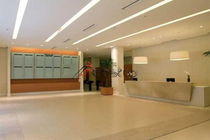 NCastro18. - Sala Comercial 29m² para venda e aluguel Avenida Pastor Martin Luther King Jr,Inhaúma, Rio de Janeiro - R$ 222.000 - T1050 - 4