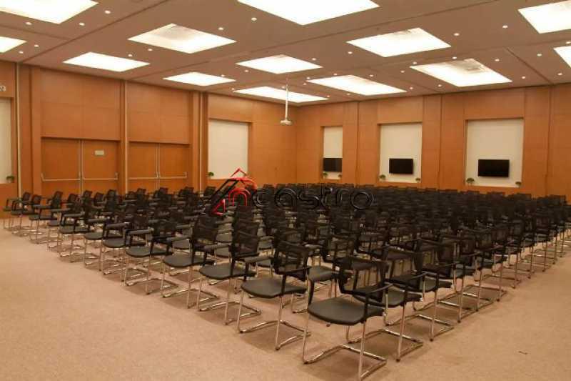 NCastro22. - Sala Comercial 29m² para venda e aluguel Avenida Pastor Martin Luther King Jr,Inhaúma, Rio de Janeiro - R$ 222.000 - T1050 - 24