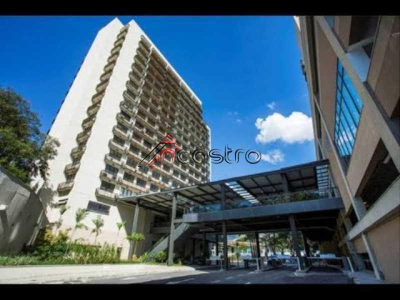 NCastro24. - Sala Comercial 29m² para venda e aluguel Avenida Pastor Martin Luther King Jr,Inhaúma, Rio de Janeiro - R$ 222.000 - T1050 - 21