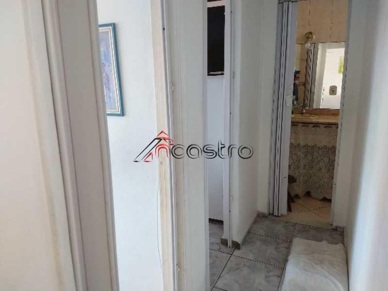 NCastro06. - Apartamento à venda Avenida Teixeira de Castro,Ramos, Rio de Janeiro - R$ 170.000 - 2380 - 6