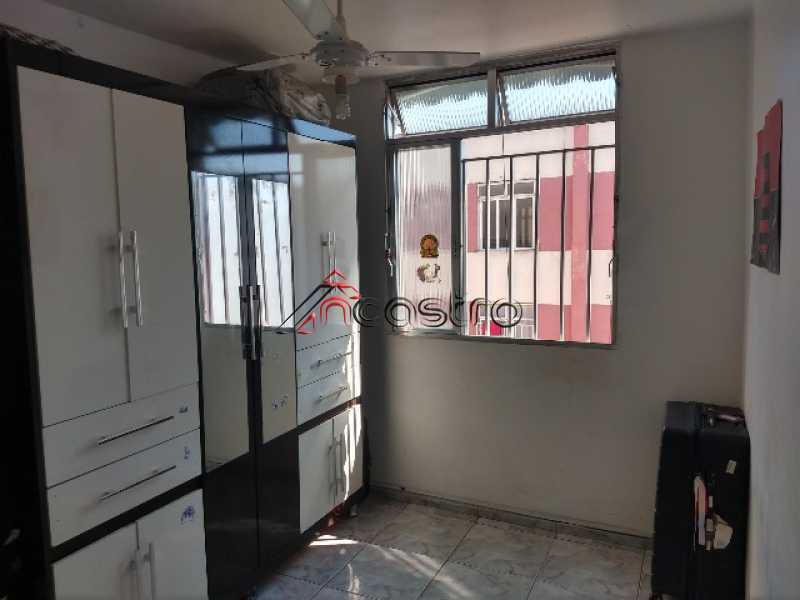 NCastro07. - Apartamento à venda Avenida Teixeira de Castro,Ramos, Rio de Janeiro - R$ 170.000 - 2380 - 4