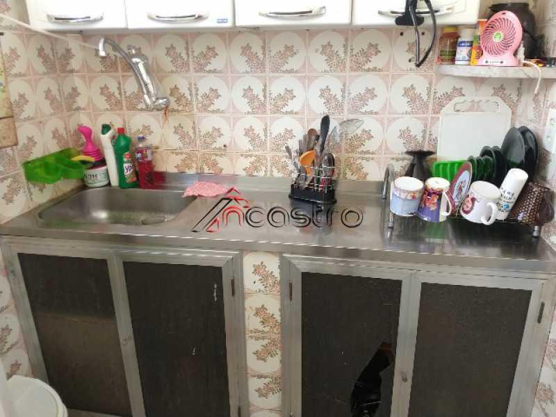 NCastro08. - Apartamento à venda Avenida Teixeira de Castro,Ramos, Rio de Janeiro - R$ 170.000 - 2380 - 13