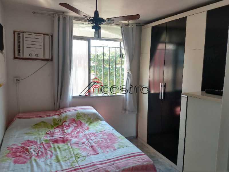 NCastro10. - Apartamento à venda Avenida Teixeira de Castro,Ramos, Rio de Janeiro - R$ 170.000 - 2380 - 7