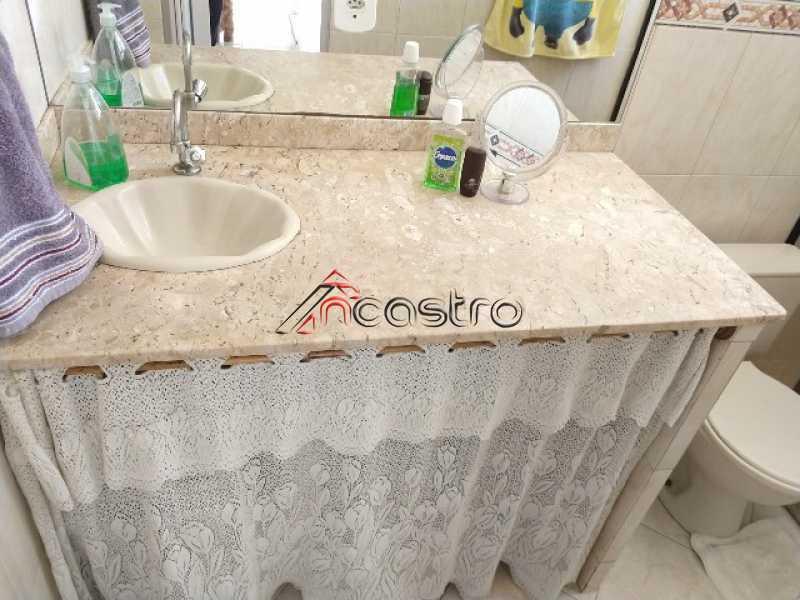 NCastro12. - Apartamento à venda Avenida Teixeira de Castro,Ramos, Rio de Janeiro - R$ 170.000 - 2380 - 14