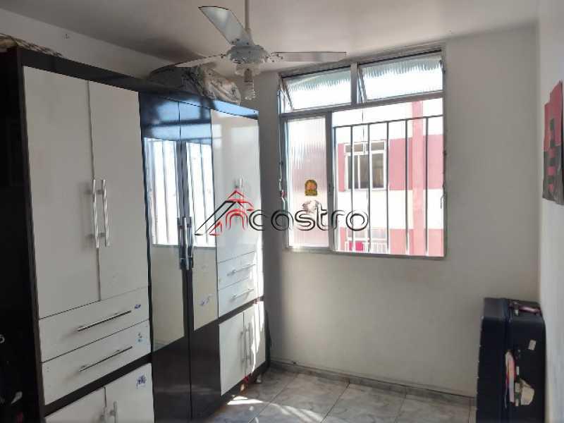 NCastro14. - Apartamento à venda Avenida Teixeira de Castro,Ramos, Rio de Janeiro - R$ 170.000 - 2380 - 5