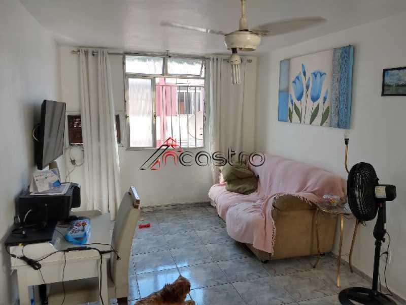 NCastro17. - Apartamento à venda Avenida Teixeira de Castro,Ramos, Rio de Janeiro - R$ 170.000 - 2380 - 1