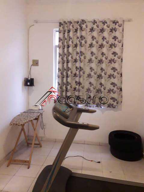 NCastro02. - Apartamento à venda Rua João Santana,Ramos, Rio de Janeiro - R$ 192.000 - 2382 - 16
