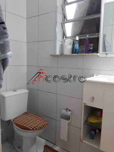 NCastro03. - Apartamento à venda Rua João Santana,Ramos, Rio de Janeiro - R$ 192.000 - 2382 - 18