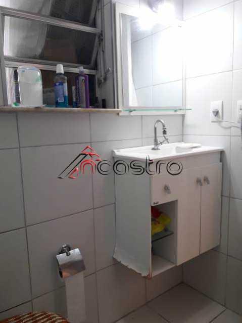 NCastro06. - Apartamento à venda Rua João Santana,Ramos, Rio de Janeiro - R$ 192.000 - 2382 - 20