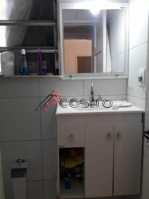 NCastro08. - Apartamento à venda Rua João Santana,Ramos, Rio de Janeiro - R$ 192.000 - 2382 - 21