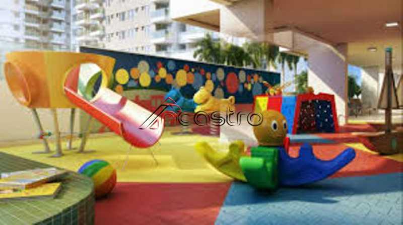 NCastro01. - Apartamento 2 quartos à venda Penha, Rio de Janeiro - R$ 320.000 - 2388 - 5