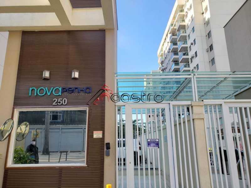 NCastro03. - Apartamento 2 quartos à venda Penha, Rio de Janeiro - R$ 320.000 - 2388 - 1