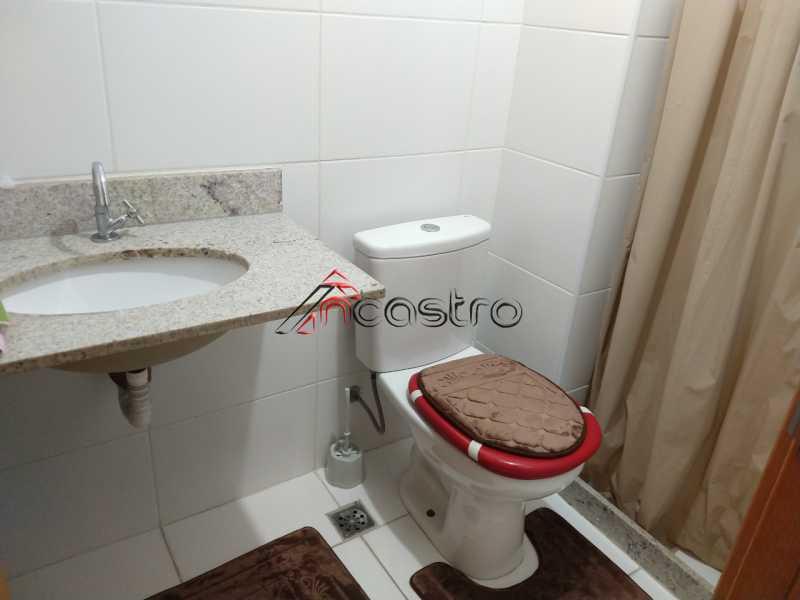 NCastro10. - Apartamento 2 quartos à venda Penha, Rio de Janeiro - R$ 320.000 - 2388 - 22