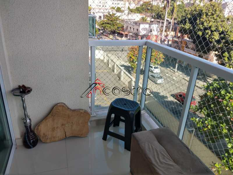 NCastro17. - Apartamento 2 quartos à venda Penha, Rio de Janeiro - R$ 320.000 - 2388 - 19