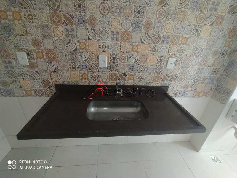 NCastro01. - Apartamento à venda Estrada João Melo,Campo Grande, Rio de Janeiro - R$ 145.000 - 2385 - 12
