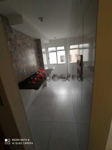 NCastro02. - Apartamento à venda Estrada João Melo,Campo Grande, Rio de Janeiro - R$ 145.000 - 2385 - 13