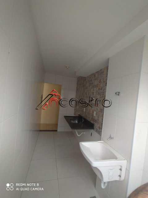 NCastro03. - Apartamento à venda Estrada João Melo,Campo Grande, Rio de Janeiro - R$ 145.000 - 2385 - 4