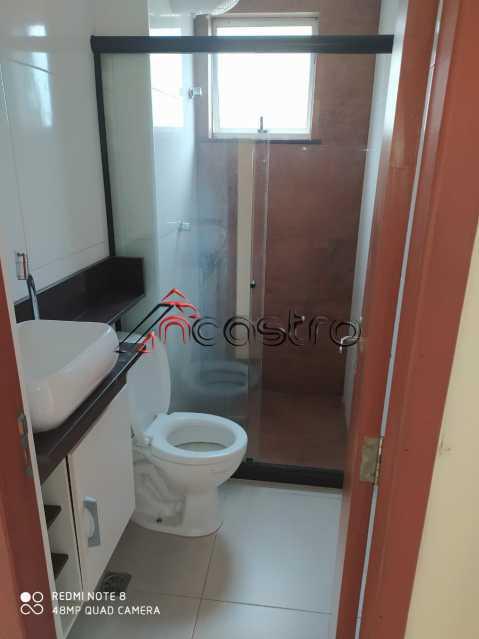 NCastro04. - Apartamento à venda Estrada João Melo,Campo Grande, Rio de Janeiro - R$ 145.000 - 2385 - 16