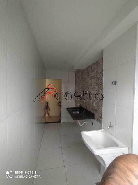 NCastro05. - Apartamento à venda Estrada João Melo,Campo Grande, Rio de Janeiro - R$ 145.000 - 2385 - 14