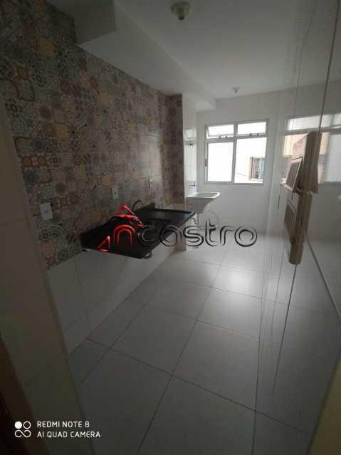NCastro06. - Apartamento à venda Estrada João Melo,Campo Grande, Rio de Janeiro - R$ 145.000 - 2385 - 15