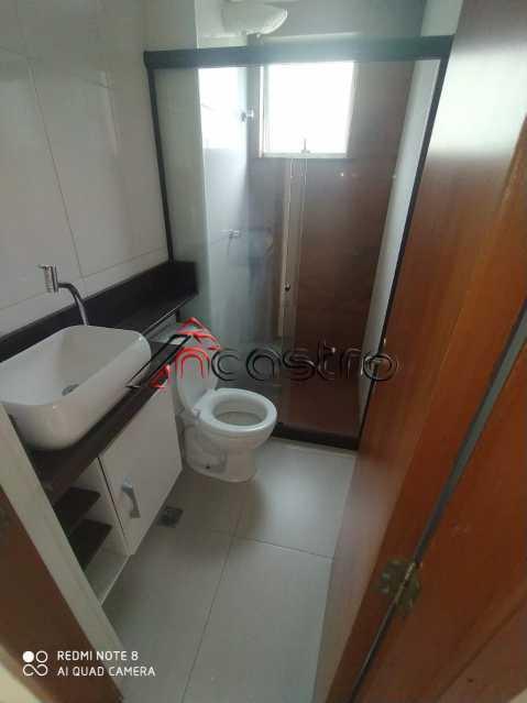 NCastro07. - Apartamento à venda Estrada João Melo,Campo Grande, Rio de Janeiro - R$ 145.000 - 2385 - 17