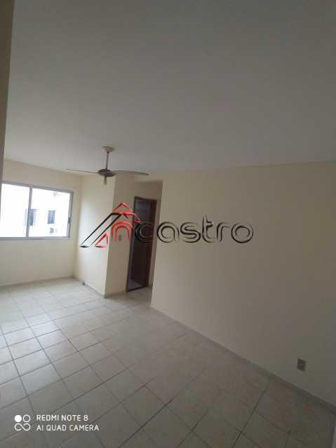 NCastro08. - Apartamento à venda Estrada João Melo,Campo Grande, Rio de Janeiro - R$ 145.000 - 2385 - 1