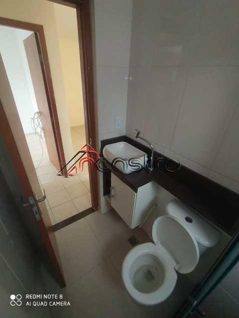 NCastro10. - Apartamento à venda Estrada João Melo,Campo Grande, Rio de Janeiro - R$ 145.000 - 2385 - 18