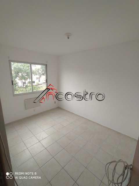 NCastro13. - Apartamento à venda Estrada João Melo,Campo Grande, Rio de Janeiro - R$ 145.000 - 2385 - 6