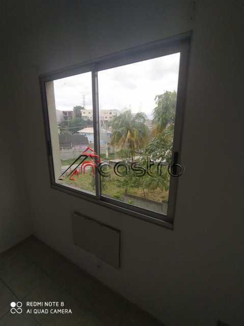 NCastro14. - Apartamento à venda Estrada João Melo,Campo Grande, Rio de Janeiro - R$ 145.000 - 2385 - 7