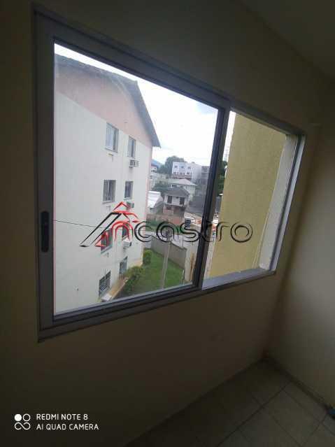NCastro17. - Apartamento à venda Estrada João Melo,Campo Grande, Rio de Janeiro - R$ 145.000 - 2385 - 9