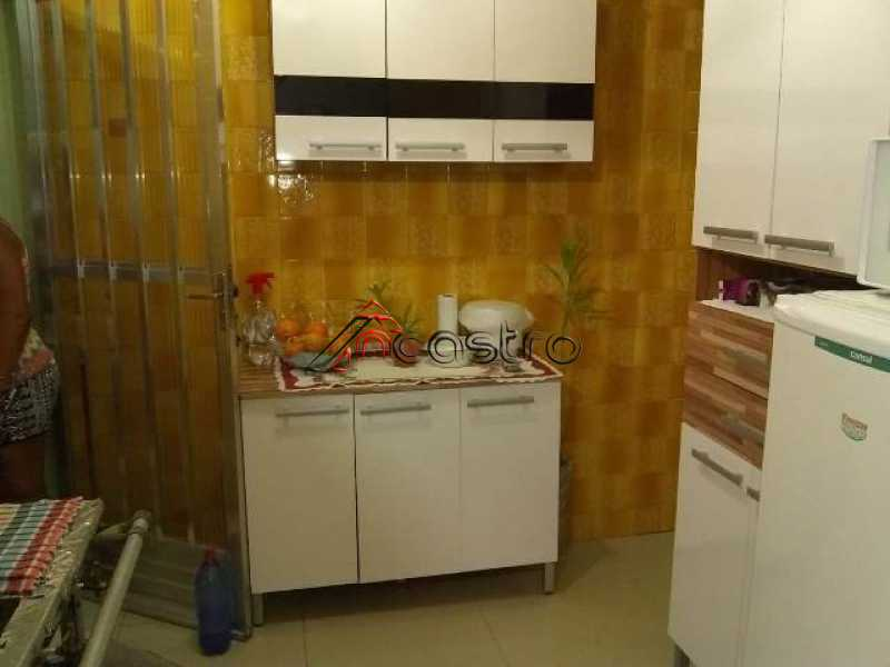 NCastro03. - Casa de Vila à venda Rua Caldas Barbosa,Piedade, Rio de Janeiro - R$ 200.000 - M2248 - 9