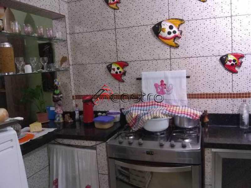 NCastro08. - Casa de Vila à venda Rua Caldas Barbosa,Piedade, Rio de Janeiro - R$ 200.000 - M2248 - 17